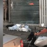Dona de loja reage, toma arma e mata assaltante que tentou roubá-la
