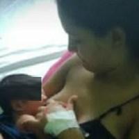 Mãe de 15 anos, tem bexiga perfurada durante cesárea em hospital de Novo Progresso; é transferida para Itaituba