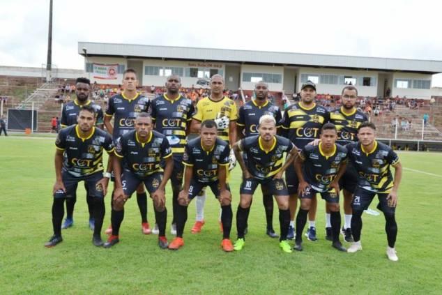 Vilhenense vence de virada o Guaporé pela segunda rodada do estadual 2020 (Foto: Rogério Perucci)