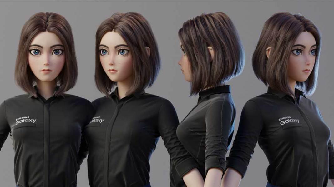Sam nova Assistente Virtual da Samsung