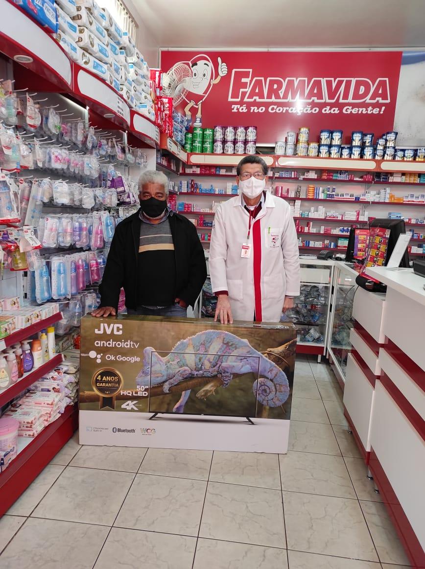 Farmavida comemora 12 anos de tradição e qualidade em Wenceslau Braz