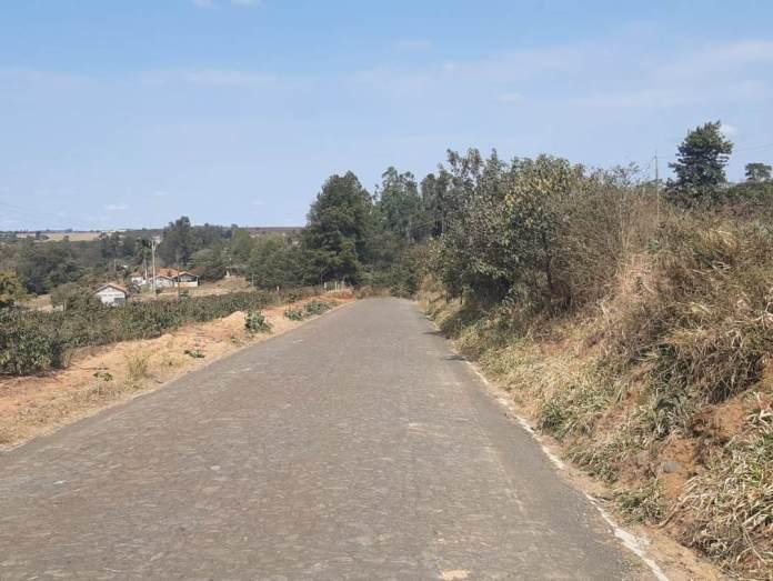 Estrada Pinhalão X Jaboti