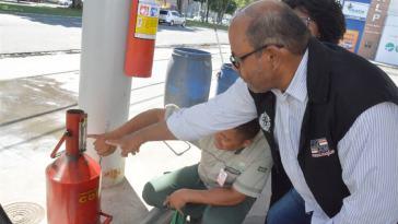 Procon de Feira de Santana realiza fiscalização em postos de combustíveis. Foto: Jorge Magalhães