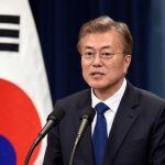 Presidente da Coreia do Sul, Moon Jae-In - Foto: Jung Yeon-Je/Reuters/Agência Brasil