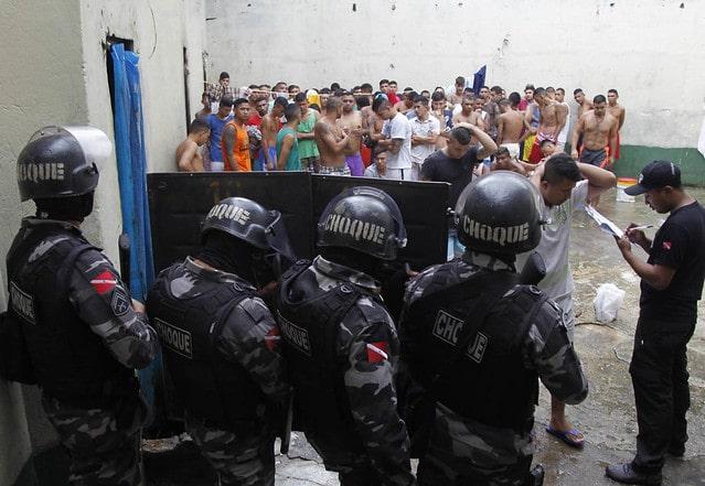 Espaços de privação de liberdade, como as penitenciárias, são acompanhados por peritos que atuam em âmbito nacional e estadual. Foto: Akira Onuma / Ascom Susipe