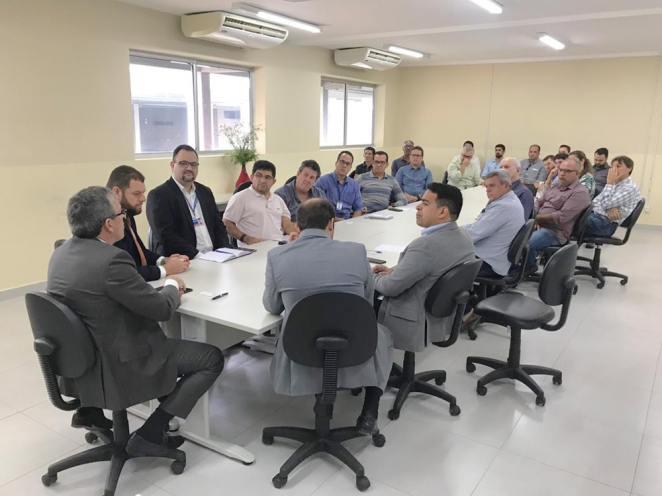 Caixa se reúne com empresários na FIEPE e anuncia investimentos para Petrolina. Foto: Divulgação