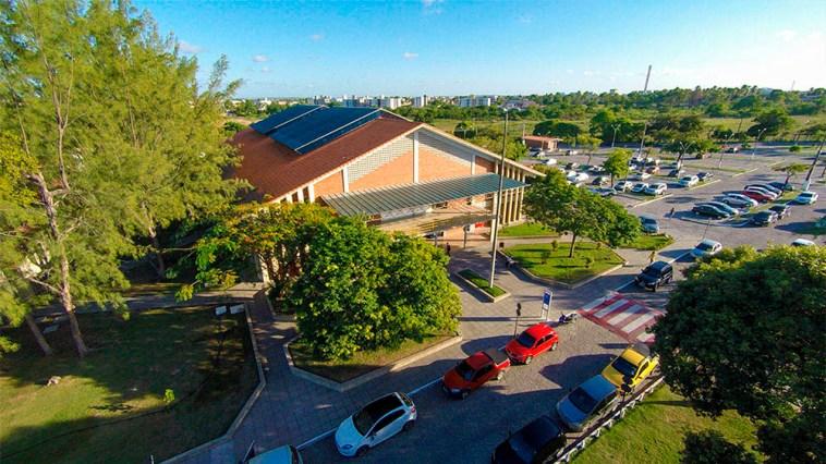 Centro Universitário de João Pessoa (Unipê). Foto: Divulgação