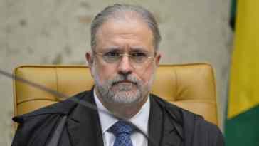 Procurador-geral da República, Augusto Aras. Foto: Fabio Rodrigues Pozzebom/Agência Brasil