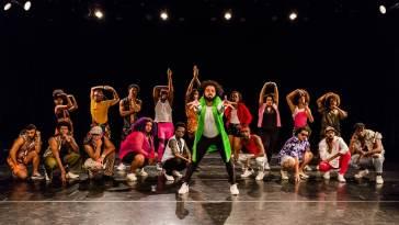 """Grupo """"Dança Charme & Cia"""". Foto: Divulgação"""