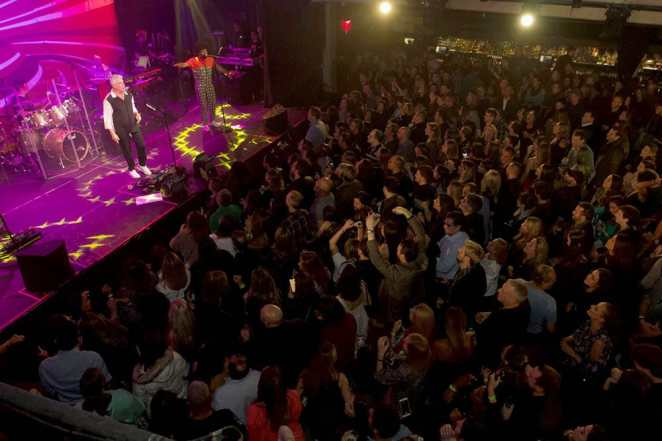 Lulu Santos realiza Show com ingressos esgotados em New York. Foto: Rose Lima / Divulgação