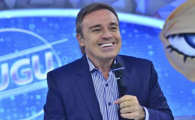 Apresentador Gugu Liberato morre aos 60 anos. Foto: Reprodução/RecordTV