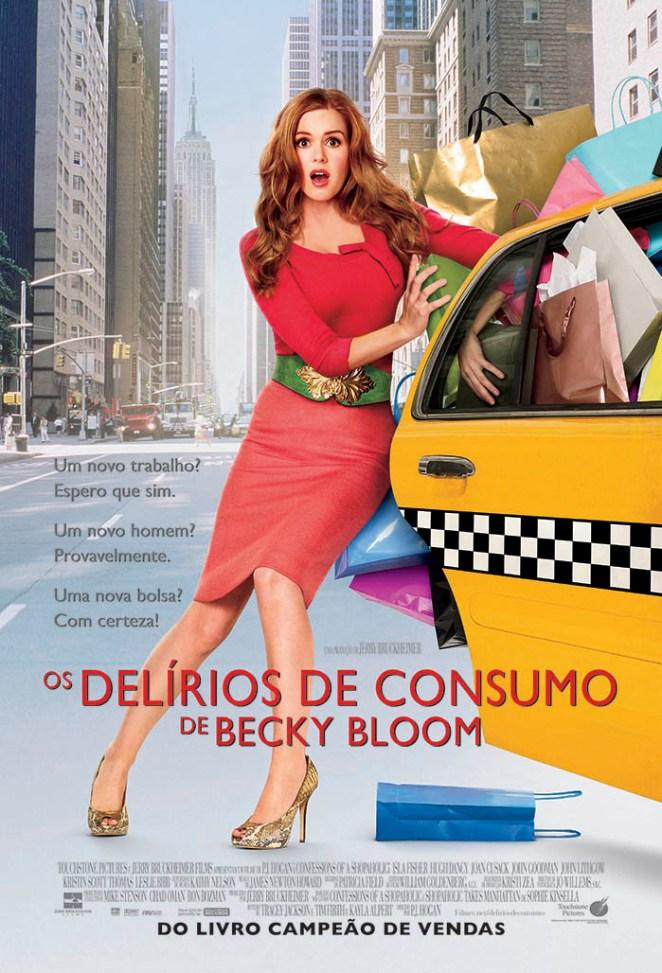 Os Delírios de Consumo de Becky Bloom. Foto: Divulgação
