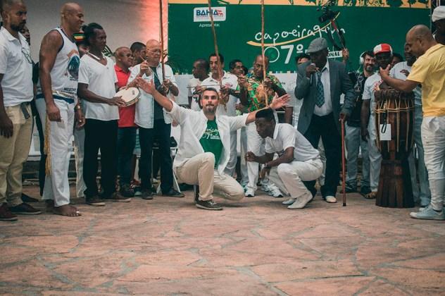 8ª edição do Festival Internacional de Capoeiragem começa no dia 29 de janeiro. Foto: Filipe Sampaio