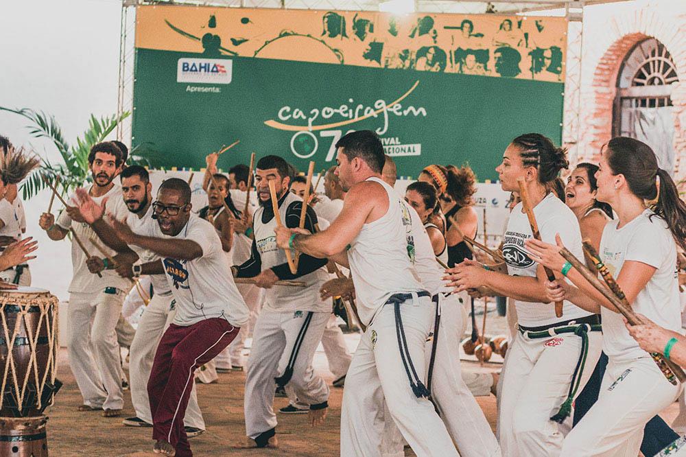 8ª edição do Festival Internacional de Capoeiragem começa no dia 29 de janeiro