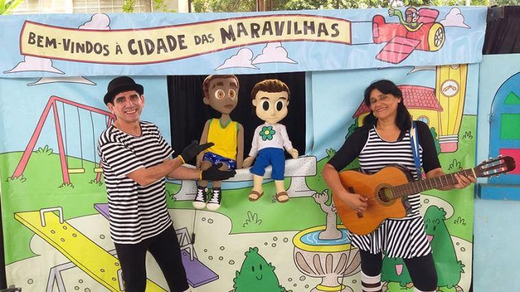 Escola Municipal Alfredo de paula Freitas. Foto: Divulgação