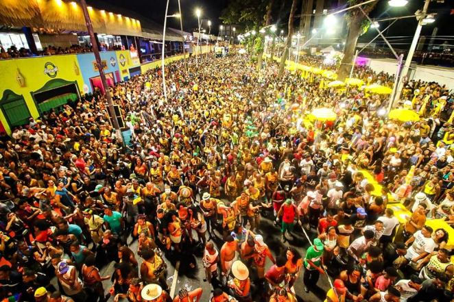 Carnaval do Olodum 2020 (Foto: Equipe de Magali Moraes)
