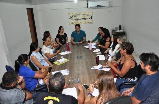 Prefeitura de Barreiras adota conduta preventiva contra possíveis casos do Coronavírus