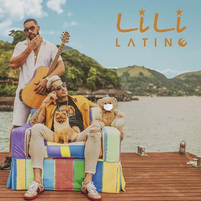 Capa do single (Foto: Danielly Ferreira)
