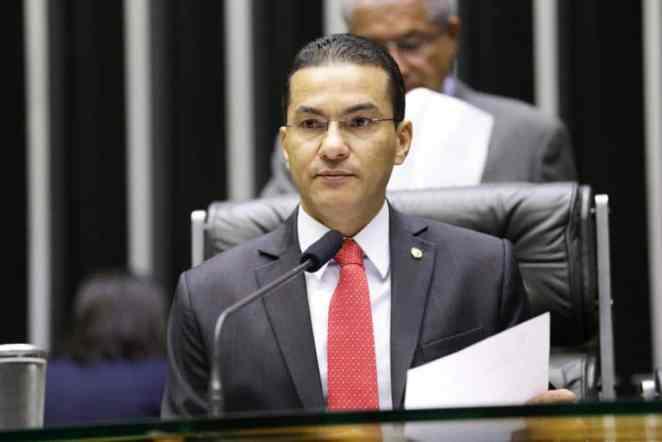 O deputado federal Marcos Pereira começou a trabalhar na parte administrativa da Igreja Universal em 1994 e é visto como homem de confiança de Edir Macedo (Imagem: Michel Jesus/Câmara dos Deputados)