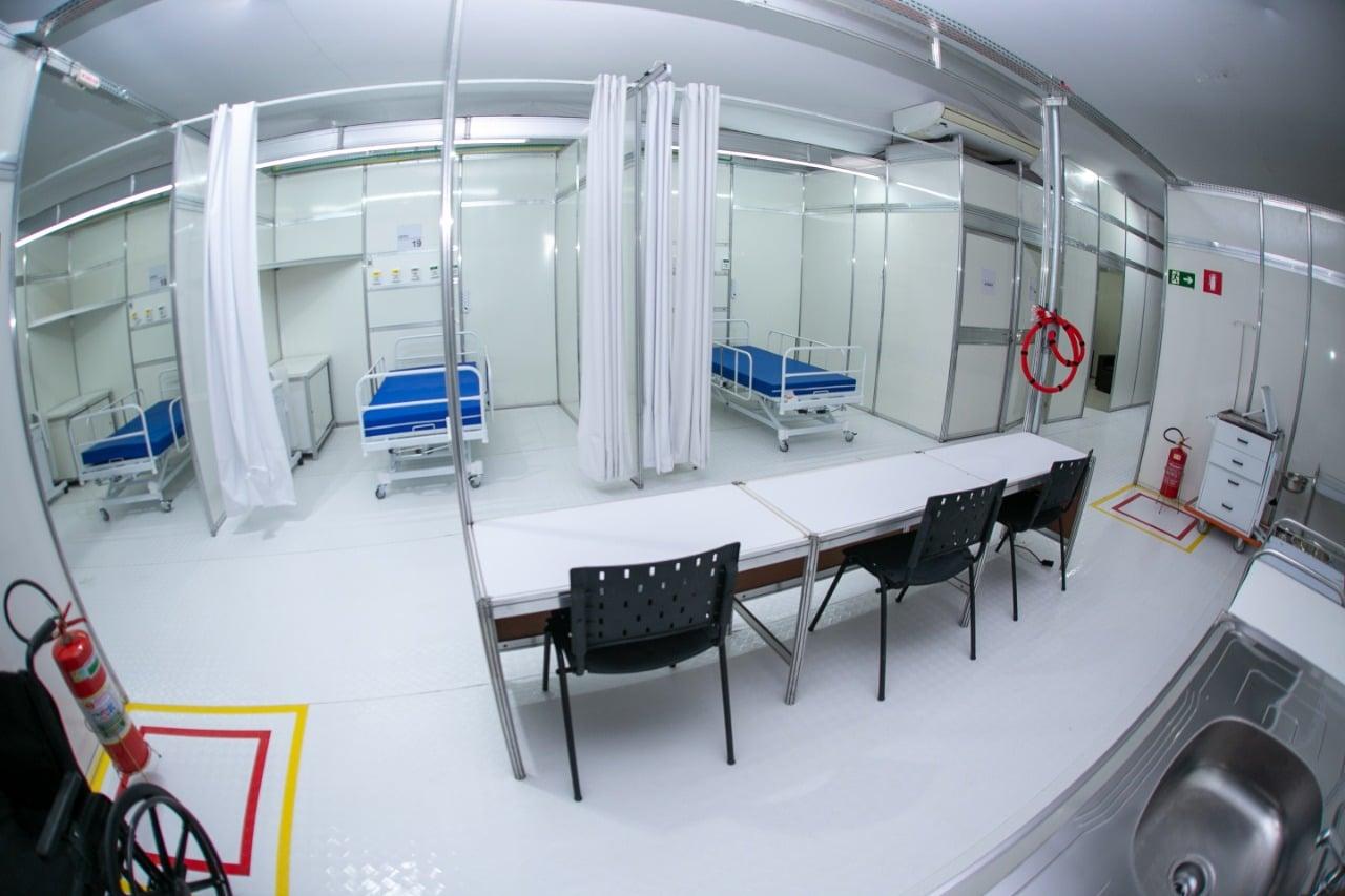 Governo da Bahia cria 57 novos leitos no extremo-sul para pacientes com Covid-19
