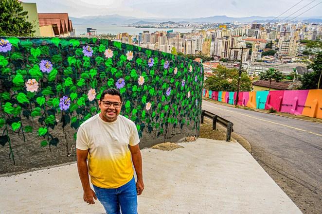 Tiago Silva é filho de Regina, empregada doméstica que trabalhou na casa de Jorge Mussi (Foto: Eduardo Valente/iShoot)