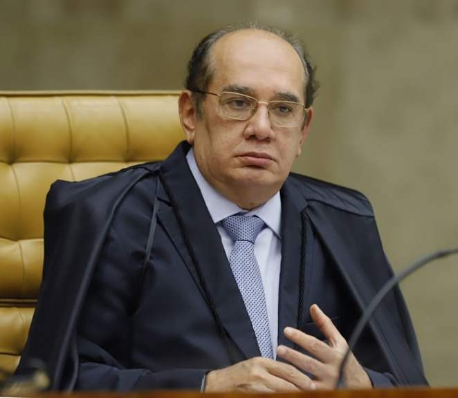"""""""Eles [os lavajatistas] sabem que o poder absoluto corrompe"""", afirma Gilmar Mendes (Foto: Rosinei Coutinho/SCO/STF)"""