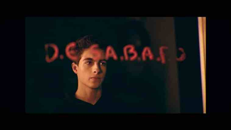 """Frame do videoclipe de """"Desabafo"""", de Lucas Bugatti (Foto: Divulgação)"""