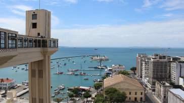 Elevador Lacerda - Salvador, Bahia (Foto: Adamy Gianinni/Seutec Studio)