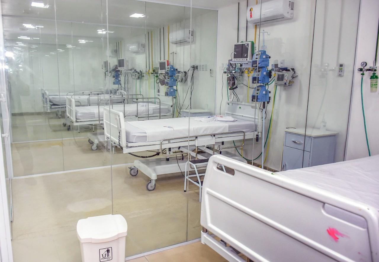 Governo da Bahia abre 10 novos leitos de UTI em Porto Seguro para o enfrentamento da pandemia