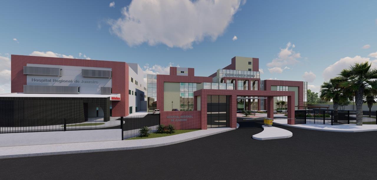 Governo da Bahia anuncia duplicação do Hospital Regional de Juazeiro e Osid assume a gestão