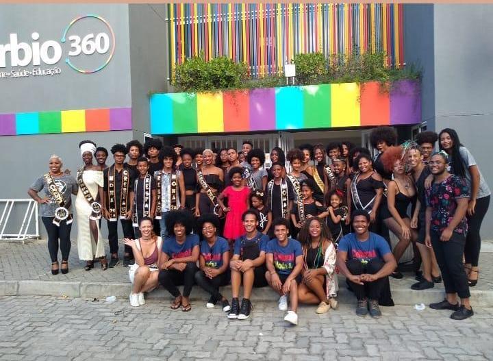 """Pelourinho recebe espetáculo contra o racismo na 2ª edição do """"Desfile Manifesto Navio Negreiro"""""""