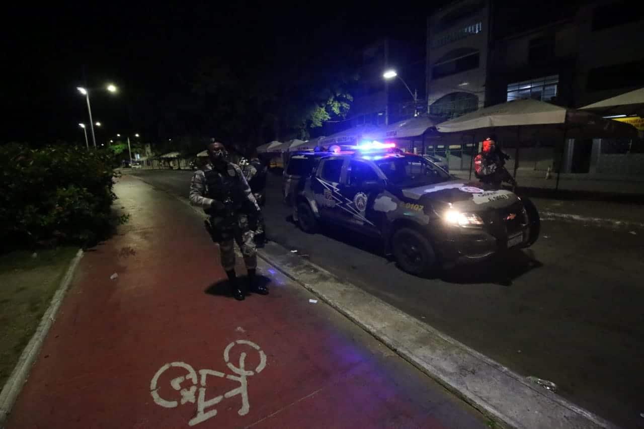 Interior da Bahia concentra 85% dos autuados por desrespeito a decreto