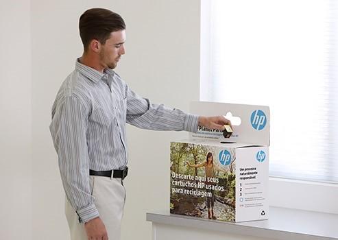 Cartuchos de tinta e toner: como fazer o descarte correto?