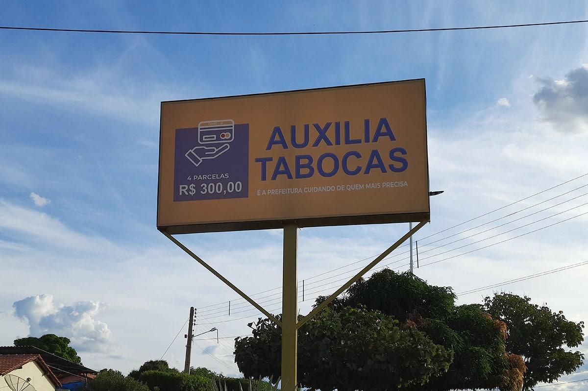 Câmara aprova ampliação do auxílio emergencial de Tabocas do Brejo Velho