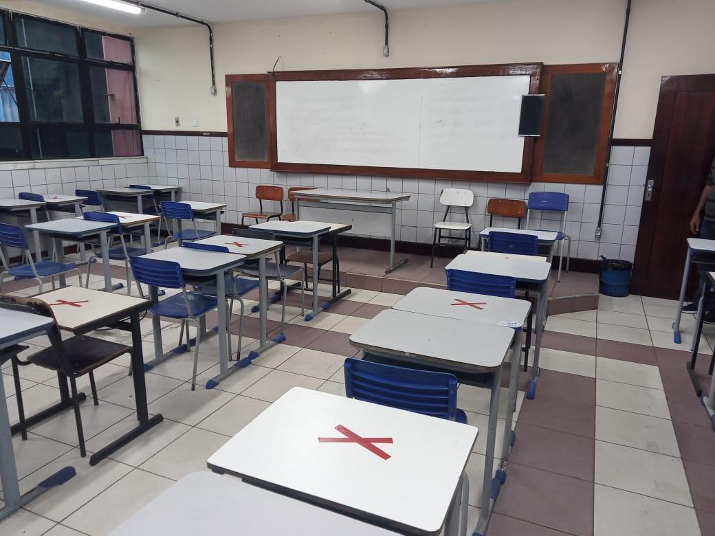 Governo da Bahia investe R$ 305 milhões na requalificação das escolas para retomada das aulas presenciais