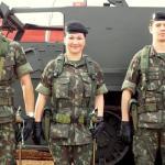 Exército abre vagas para oficiais temporários