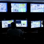 Videomonitoramento impede assalto à caixa eletrônico