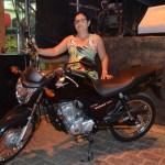 Moradora da Macrina fatura moto na campanha de incentivo fiscal