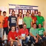 Papo Informal: Monobloco dá show de ritmos no palco da Mais