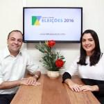 Entrevista com Gedson Merízio, candidato a prefeito de Guarapari