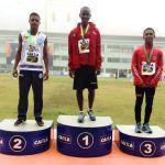 Jovem de Guarapari ultrapassa marca estadual em salto triplo e ocupa 2º lugar no ranking nacional
