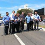 Governador entrega obras de recuperação da rodovia que liga Guarapari e Anchieta