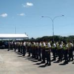 Guarapari recebe 150 novos policiais no verão