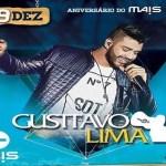 Gusttavo Lima hoje no palco principal do Multiplace Mais