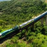 Trem da Vale vai divulgar o Carnaval de Guarapari e Vitória