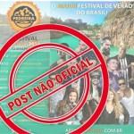 Arena Pedreira desmente programação de festival que circula nas redes