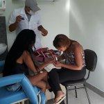 Mais de 800 moradores de Jabaraí recebem serviços essenciais