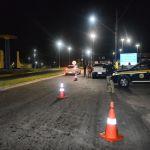 Operações no trânsito em Guarapari tem alcoolemia e vans clandestinas