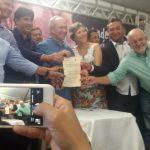 Estado e município assinam ordem de serviço para o esgotamento sanitário da região de Meaípe
