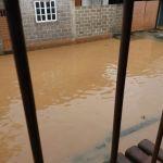 Chuva intensa causa alagamentos em Guarapari